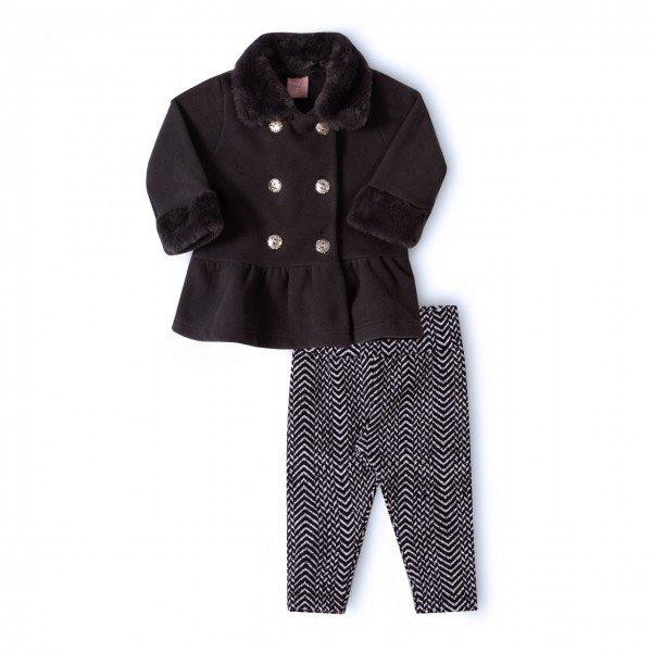 0045 conjunto casaco microsoft com pelo legging moecotton 3